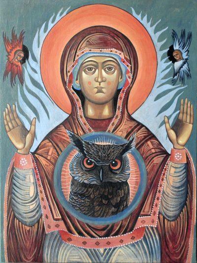 Ikona Matka Boża Puszczykowa