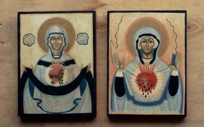 Matka Boża Płaczące Serce, Matka Boża od Krawcowych