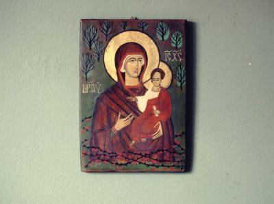 Ikona Matka Boża Puszczańska