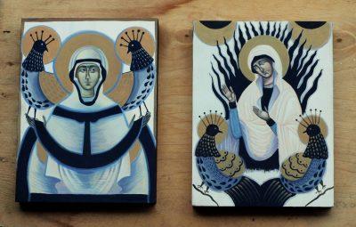 Matka Boża i Bażanty, Matka Boża i Bażanty
