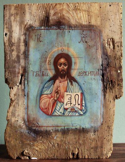 Ikona klasyczna - Jezus Chrystus