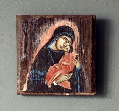 Ikona klasyczna - Matka Boża