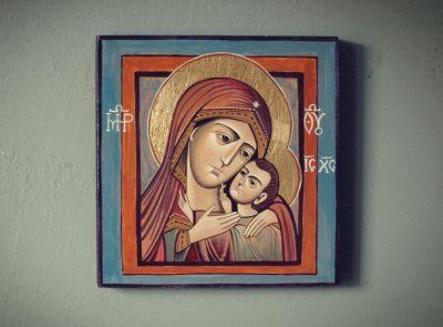 Ikona klasyczna - Matka Boża Korsuńska
