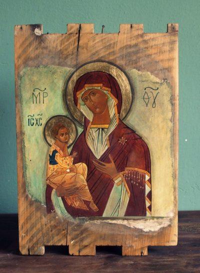 Ikona klasyczna - Matka Boża Jarosławska