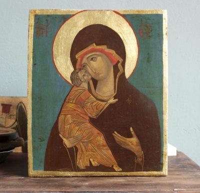 Ikona klasyczna - Matka Boża Jerozolimska