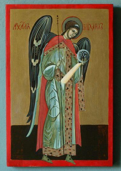 Ikona klasyczna - Archanioł Michał