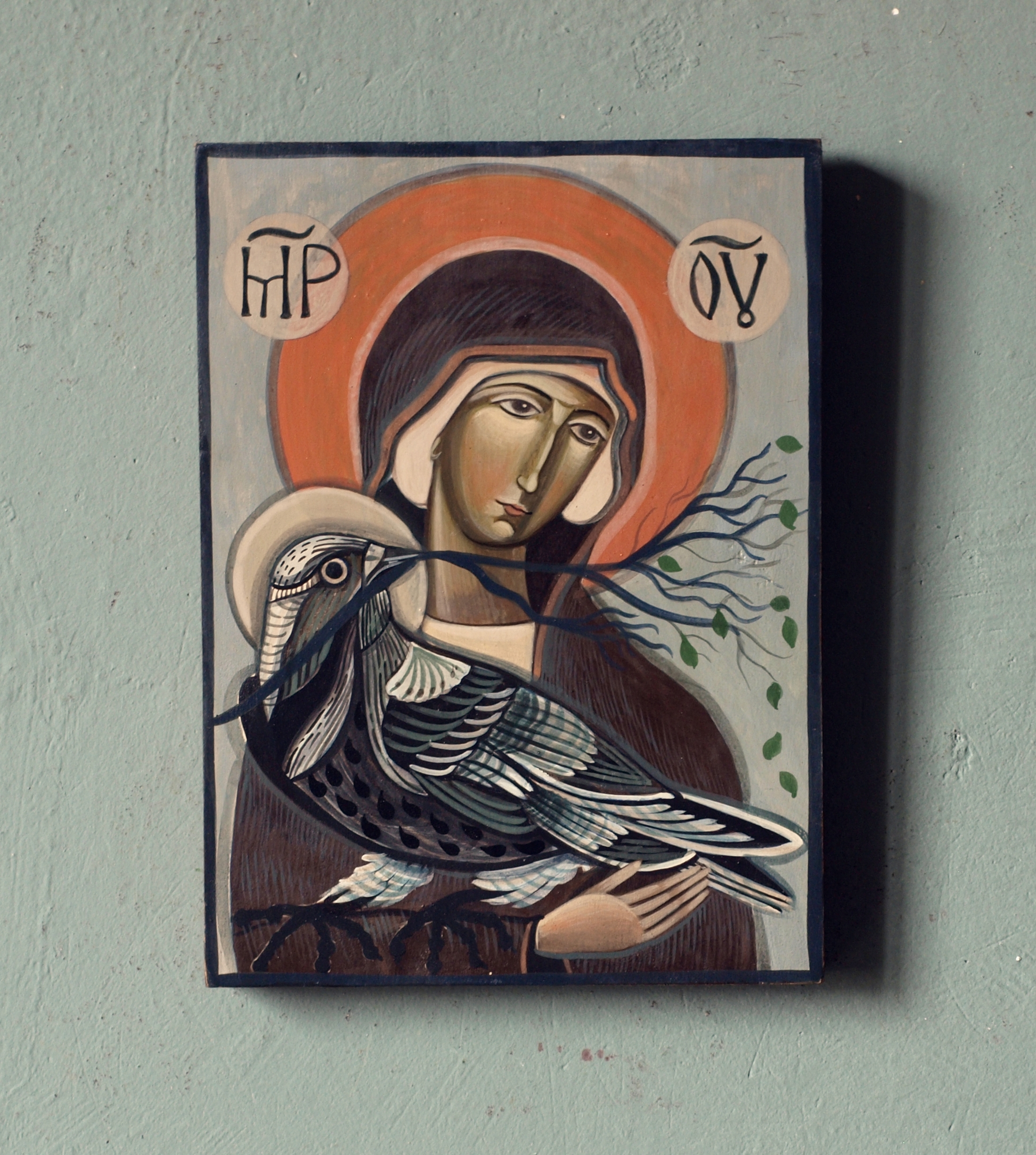 matka boska ptasznikowa